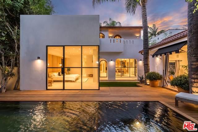 918 N La Jolla Ave, West Hollywood, CA 90046 (#20-649330) :: Berkshire Hathaway HomeServices California Properties