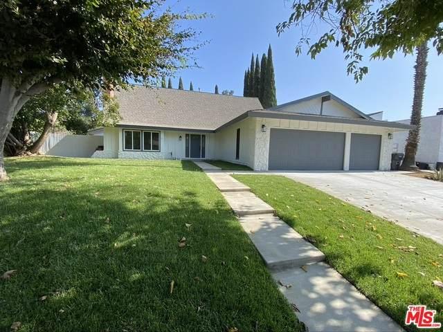 1257 Uppingham Dr, Thousand Oaks, CA 91360 (#20-649532) :: The Pratt Group