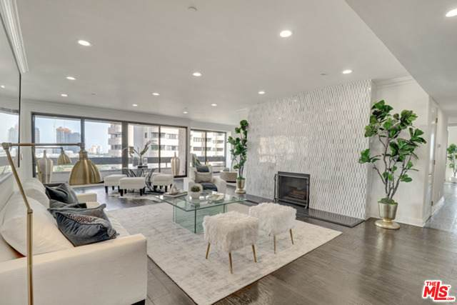 10551 Wilshire Blvd #1205, Los Angeles, CA 90024 (#20-649536) :: Berkshire Hathaway HomeServices California Properties