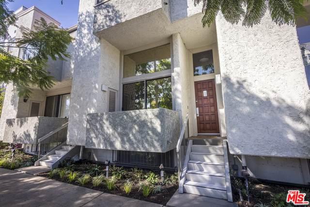 8611 Burton Way #2, Los Angeles, CA 90048 (#20-649634) :: TruLine Realty
