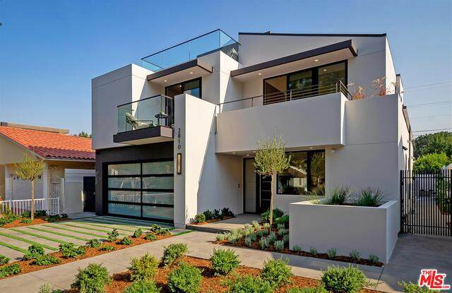 2810 Glendon Ave, Los Angeles, CA 90064 (#20-649734) :: The Parsons Team