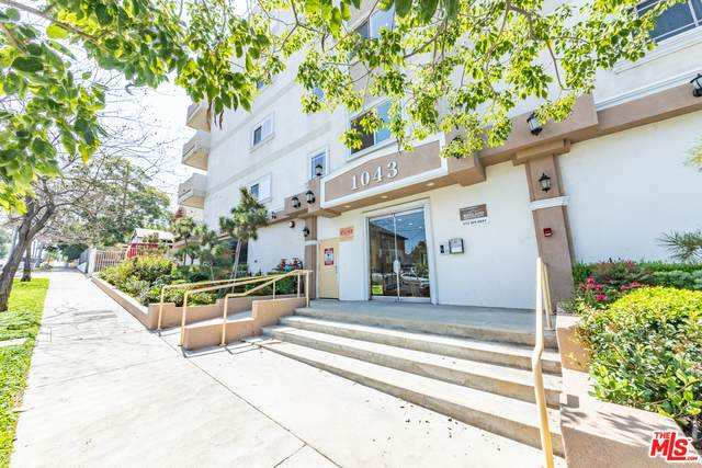 1043 S Kenmore Ave #306, Los Angeles, CA 90006 (#20-649748) :: Lydia Gable Realty Group