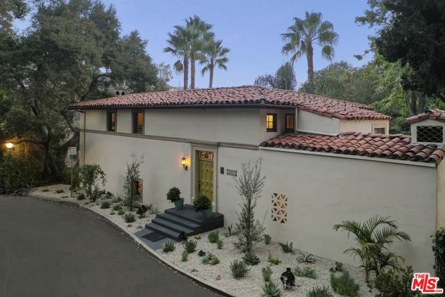 3124 Belden Dr, Los Angeles, CA 90068 (#20-649752) :: The Parsons Team
