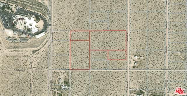 63760 Cottonwood Dr, Joshua Tree, CA 92252 (#20-649784) :: The Pratt Group
