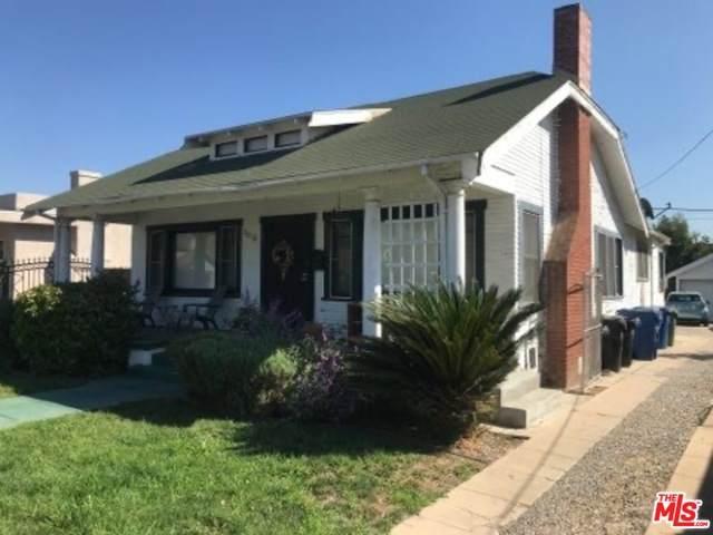 N Mariposa Ave, Los Angeles, CA 90029 (#20-649844) :: Randy Plaice and Associates