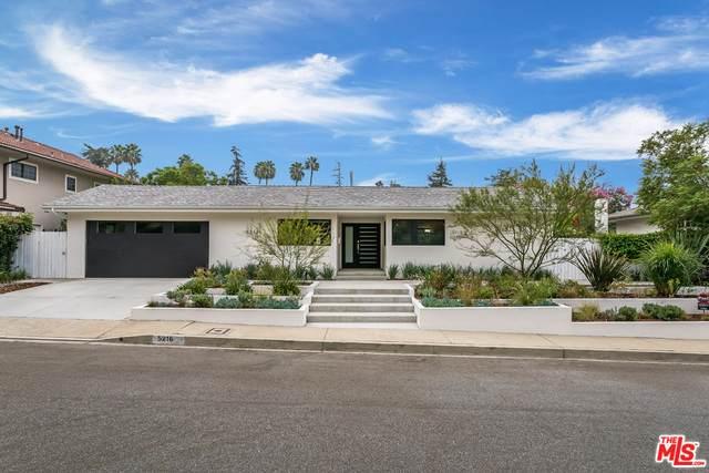 5216 Los Adornos Way, Los Angeles, CA 90027 (#20-650042) :: TruLine Realty