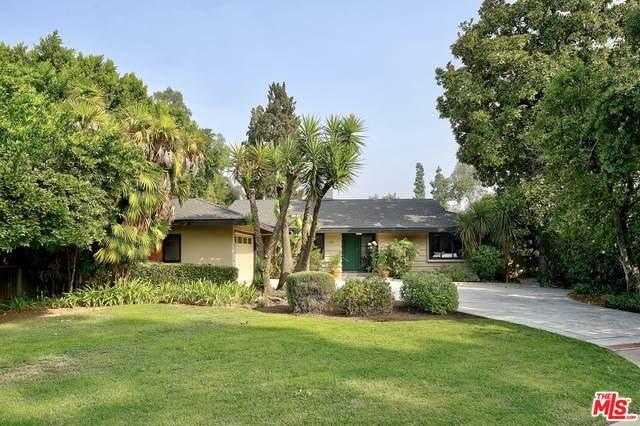 412 Hermosa Pl, South Pasadena, CA 91030 (#20-650132) :: TruLine Realty