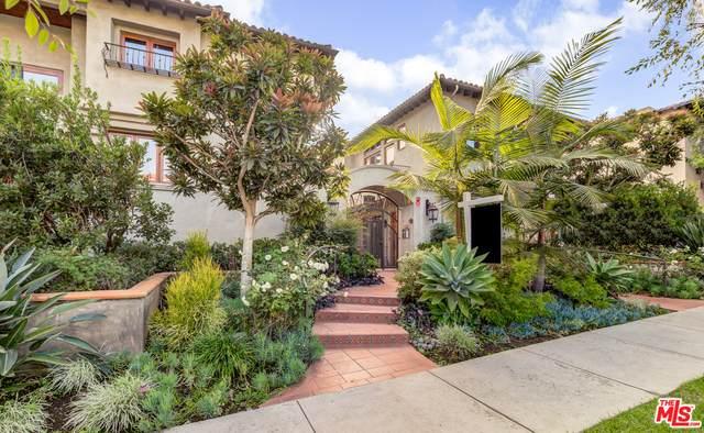 838 16Th St #5, Santa Monica, CA 90403 (#20-650136) :: Randy Plaice and Associates