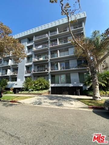 450 S Maple Dr #303, Beverly Hills, CA 90212 (#20-650152) :: Randy Plaice and Associates