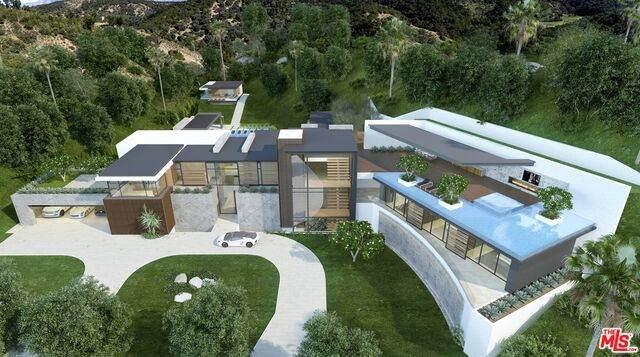 13187 Chalon Rd, Los Angeles, CA 90049 (#20-650218) :: The Pratt Group