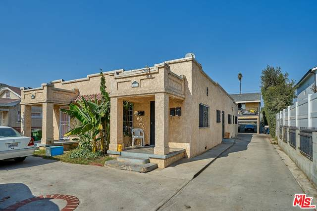 1215 Browning Blvd, Los Angeles, CA 90037 (#20-650310) :: Lydia Gable Realty Group