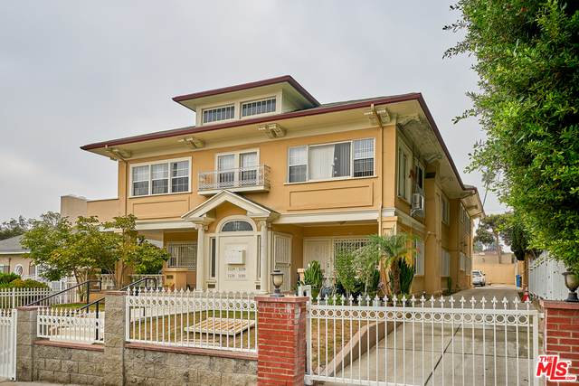 1124 5Th Ave, Los Angeles, CA 90019 (#20-650348) :: Lydia Gable Realty Group