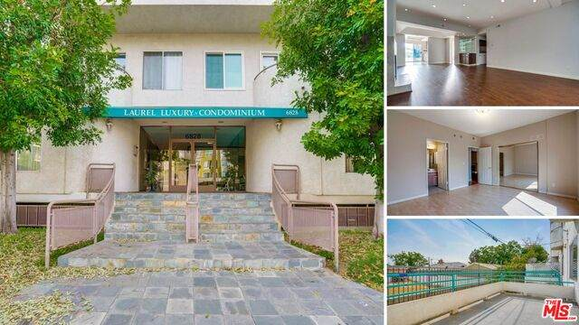 6828 Laurel Canyon Blvd #106, North Hollywood, CA 91605 (#20-650350) :: Lydia Gable Realty Group