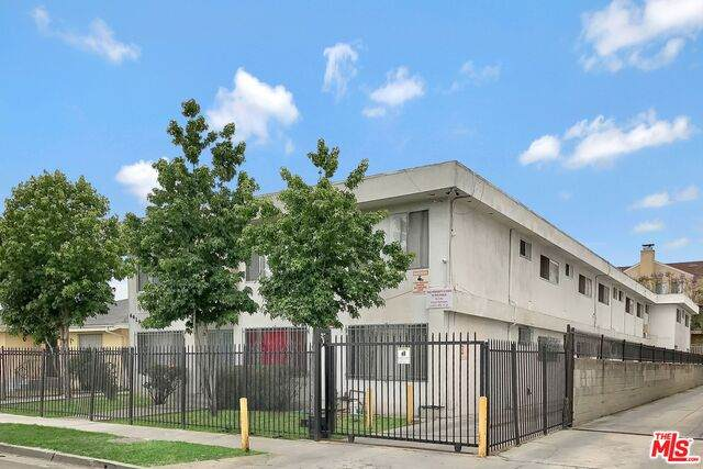 6419 Brynhurst Ave, Los Angeles, CA 90043 (#20-650382) :: Randy Plaice and Associates