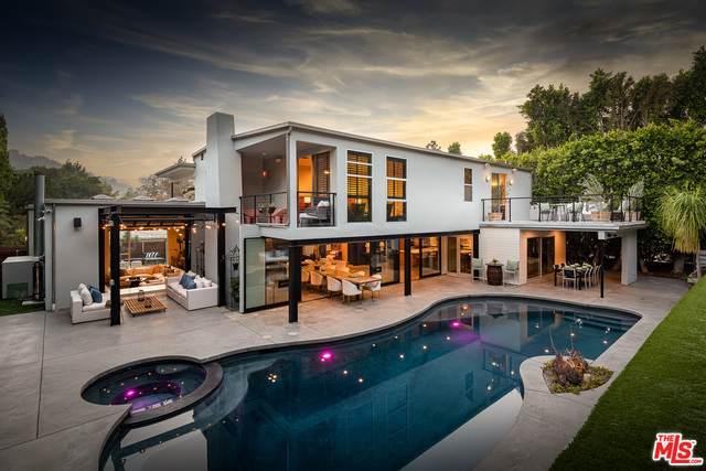 11319 Dona Pegita Dr, Studio City, CA 91604 (#20-650570) :: Berkshire Hathaway HomeServices California Properties