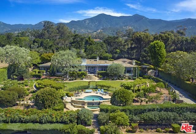 665 Picacho Ln, Santa Barbara, CA 93108 (#20-650620) :: Lydia Gable Realty Group