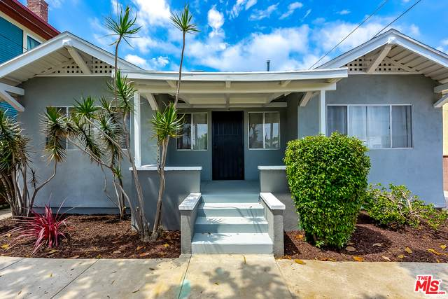 1449 W 35TH Pl, Los Angeles, CA 90018 (#20-650900) :: Lydia Gable Realty Group