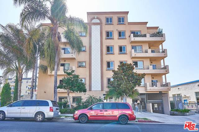 1037 S Fedora St #305, Los Angeles, CA 90006 (#20-651006) :: Lydia Gable Realty Group