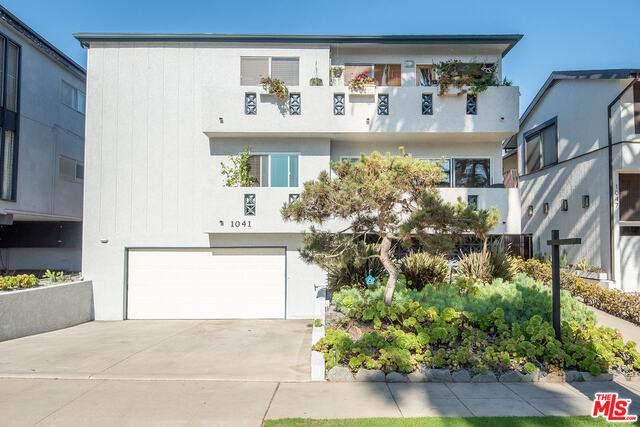 1041 Lincoln Blvd #7, Santa Monica, CA 90403 (#20-651320) :: Berkshire Hathaway HomeServices California Properties