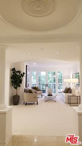 128 N Swall Dr #205, Los Angeles, CA 90048 (#20-651368) :: Berkshire Hathaway HomeServices California Properties