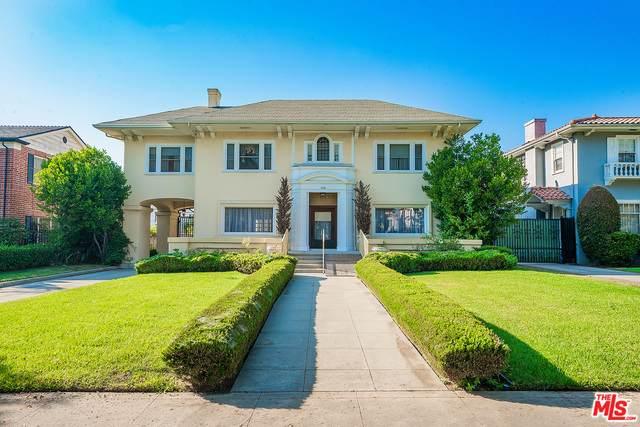 1743 Wellington Rd, Los Angeles, CA 90019 (#20-651396) :: Compass