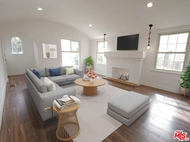1325 Masselin Ave #4, Los Angeles, CA 90019 (#20-651708) :: The Parsons Team