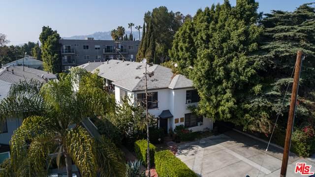 1315 N Orange Dr, Los Angeles, CA 90028 (#20-651730) :: The Parsons Team