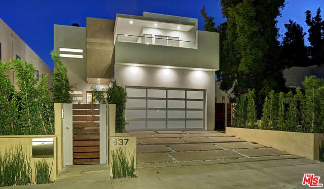 637 N Gardner St, Los Angeles, CA 90036 (#20-651994) :: Compass