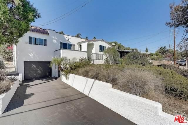 4203 Van Horne Ave, Los Angeles, CA 90032 (#20-652024) :: Compass