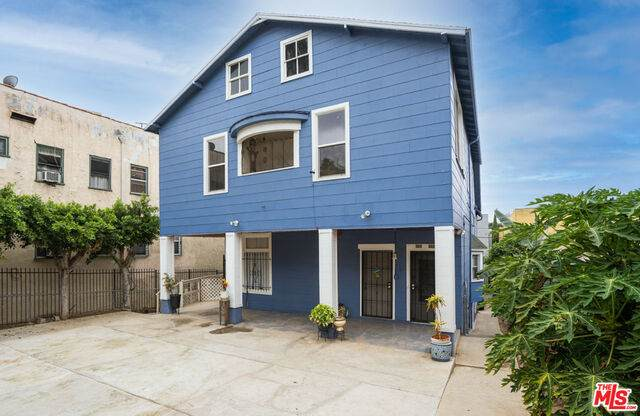 437 Coronado Ter, Los Angeles, CA 90026 (#20-652032) :: The Parsons Team