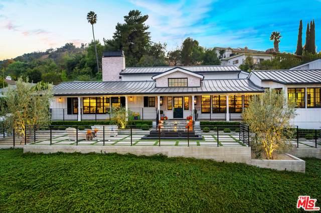 14820 Valley Vista Blvd, Sherman Oaks, CA 91403 (#20-652280) :: The Grillo Group