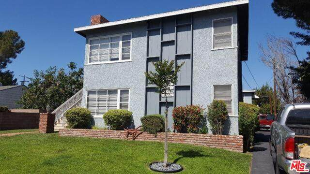 5029 Cartwright Ave, North Hollywood, CA 91601 (#20-652314) :: Randy Plaice and Associates