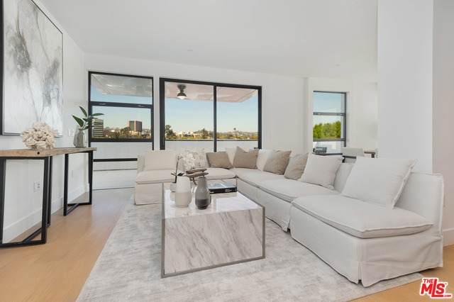 10777 Wilshire #601, Los Angeles, CA 90024 (#20-652330) :: The Parsons Team