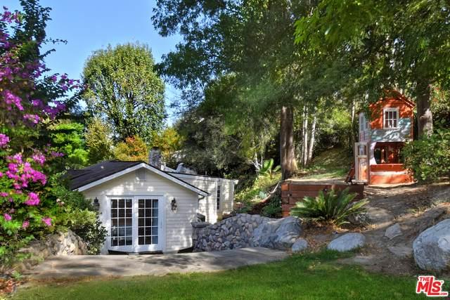 4210 Noble Ave, Sherman Oaks, CA 91403 (#20-652676) :: Randy Plaice and Associates