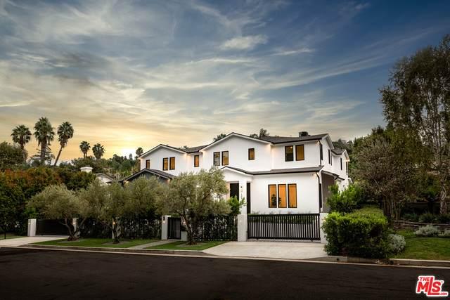 14324 Roblar Pl, Sherman Oaks, CA 91423 (#20-652770) :: Randy Plaice and Associates