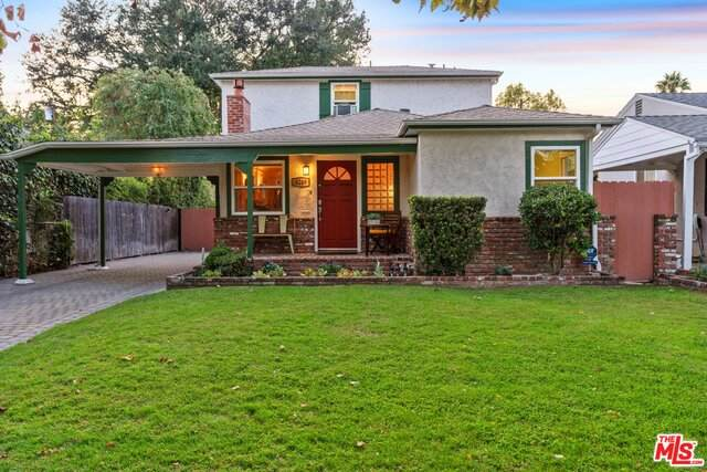 4249 Bellaire Ave, Studio City, CA 91604 (#20-652818) :: Arzuman Brothers