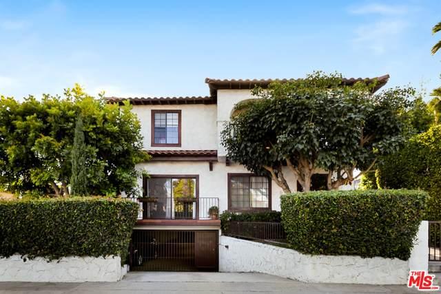 1434 19Th St #101, Santa Monica, CA 90404 (#20-652992) :: The Grillo Group