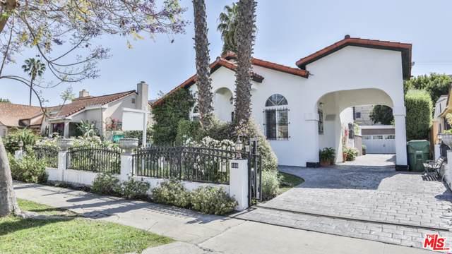 466 S Holt Ave, Los Angeles, CA 90048 (#20-653094) :: Randy Plaice and Associates