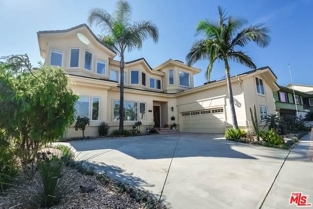 4400 Don Felipe Dr, Los Angeles, CA 90008 (#20-653150) :: Randy Plaice and Associates