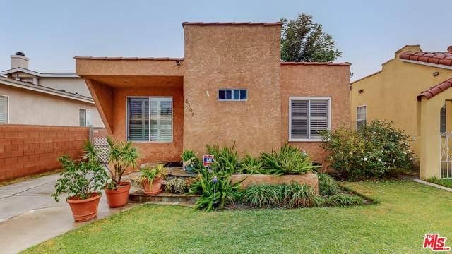 6302 5Th Ave, Los Angeles, CA 90043 (#20-653238) :: Randy Plaice and Associates
