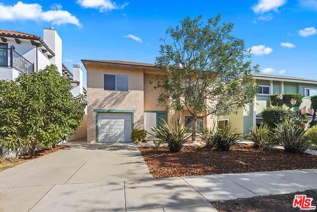1625 Franklin St, Santa Monica, CA 90404 (#20-653330) :: The Grillo Group