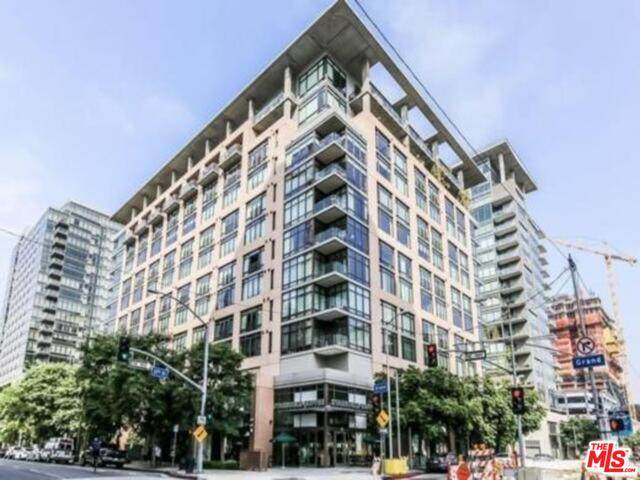 1111 S Grand Ave #706, Los Angeles, CA 90015 (#20-653340) :: Arzuman Brothers