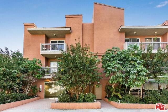 10326 Almayo Ave #201, Los Angeles, CA 90064 (#20-653496) :: Randy Plaice and Associates