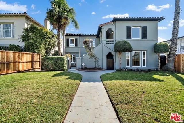 4014 W Adams Blvd, Los Angeles, CA 90018 (#20-653744) :: Compass