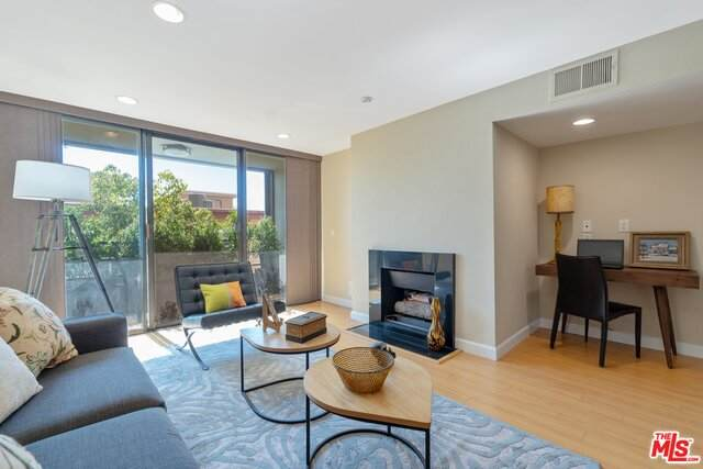 1215 N Olive Dr #202, West Hollywood, CA 90069 (#20-653800) :: The Pratt Group