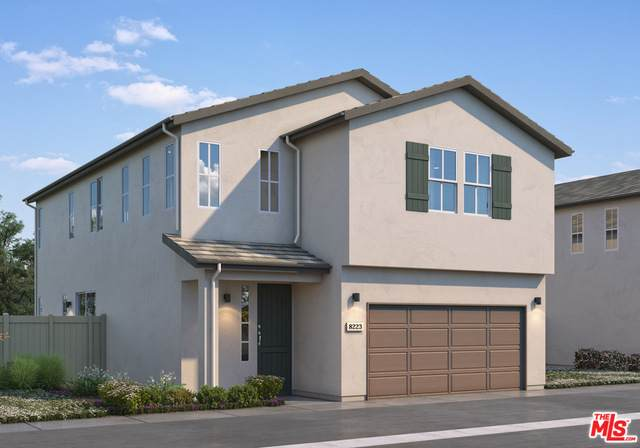 17210 Roscoe Blvd Lot 9, Northridge, CA 91325 (#20-654012) :: The Parsons Team
