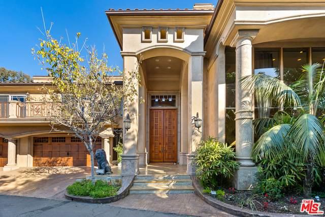 9519 La Jolla Farms Rd, La Jolla, CA 92037 (#20-655546) :: Berkshire Hathaway HomeServices California Properties