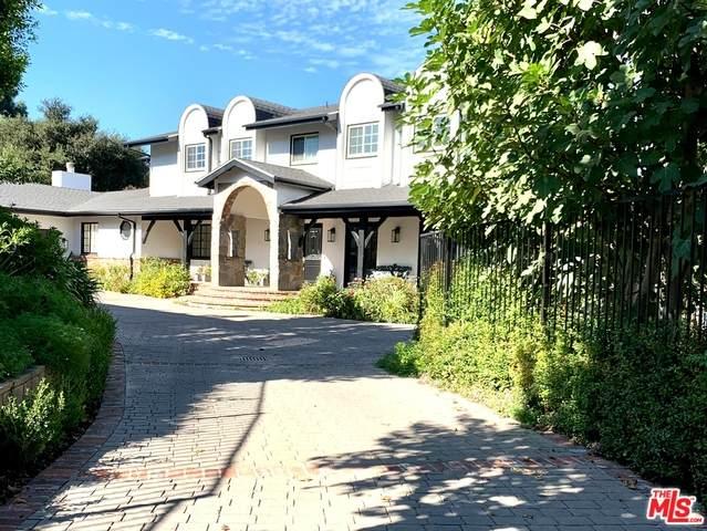 3229 Steven Dr, Encino, CA 91436 (#20-656590) :: Berkshire Hathaway HomeServices California Properties
