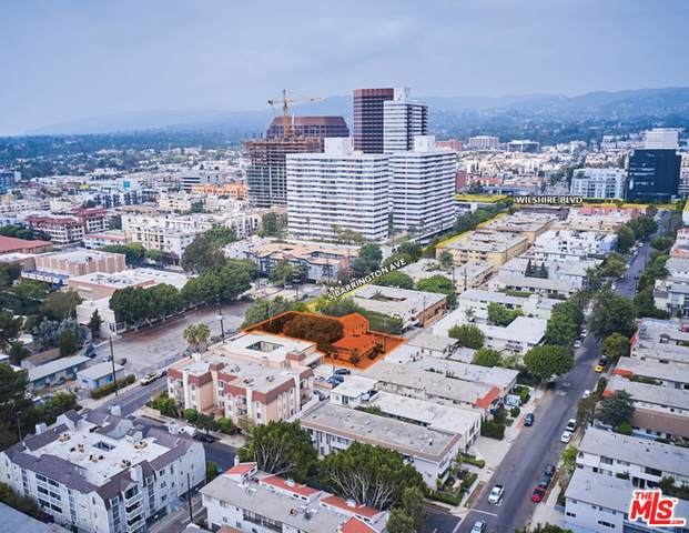 1314 S Barrington Ave, Los Angeles, CA 90025 (#20-658026) :: Amazing Grace Real Estate | Coldwell Banker Realty
