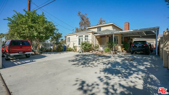 9341 Wentworth St, Sunland, CA 91040 (#20-658358) :: Randy Plaice and Associates